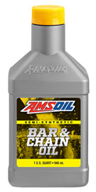 AMSOIL Semi-Synthetic Bar and Chain Oil
