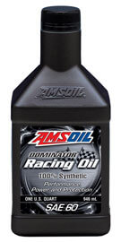 AMSOIL DOMINATOR® SAE 60 Racing Oil